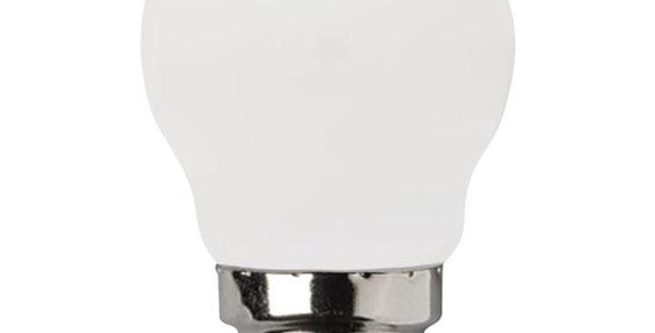 21 LED FANCY ROUND OPAL B22 - 5000K