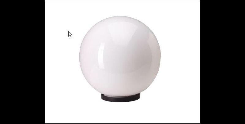 44 Arcylic Opal Sphere Series