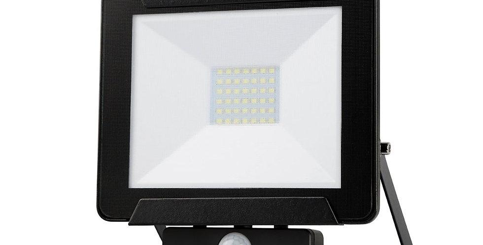 01 Dino 20W Flood Light with Sensor