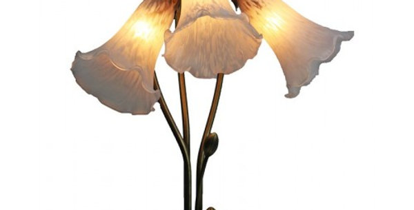 96 LILY LAMP 3 BRANCH - series