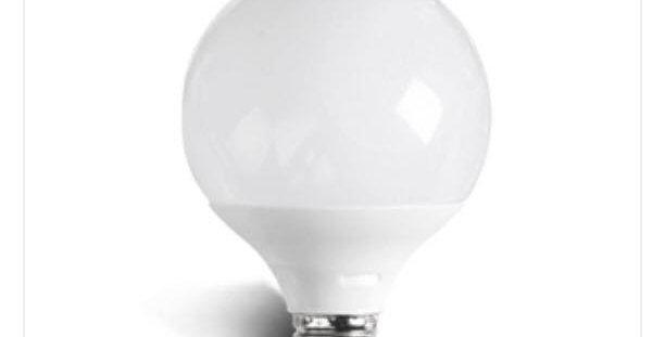 21 LED G95 E27 - 3000K