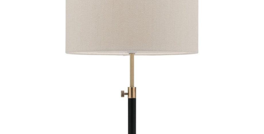 01 Iris Table Lamp - Brass