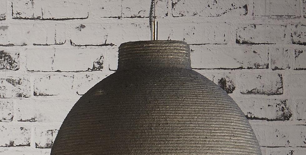 44 Benson Hanging Lamp In Grey