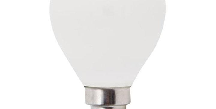 21 LED FANCY ROUND OPAL E14 - 3000K
