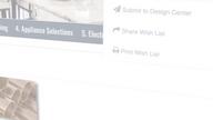 eQ Homes Wish List Portal