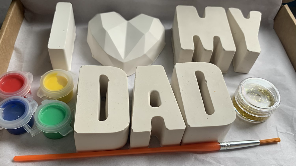 Fathers Day Craft Kit