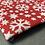 Thumbnail: Red Snowflake