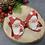Thumbnail: Red Santa dolly bow