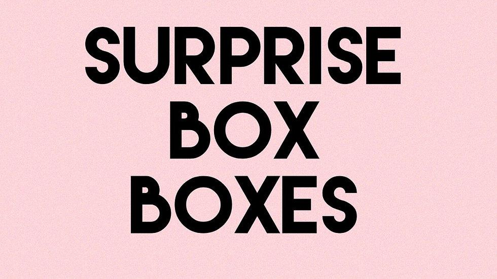 Surprise bow box