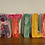 Thumbnail: Paint your own name craft kits BIRTHDAY version