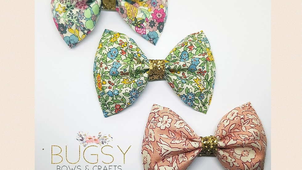 Liberty of London floral bows