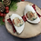 Thumbnail: Sparkly vintage Santa bow