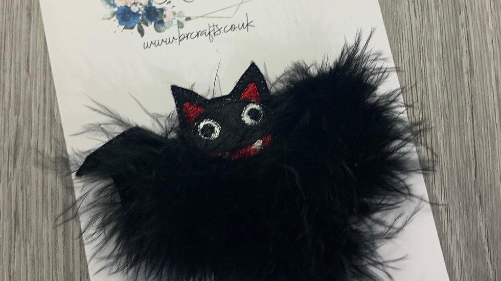 Bat fur baby