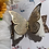 Thumbnail: Rose gold and white butterfly bow