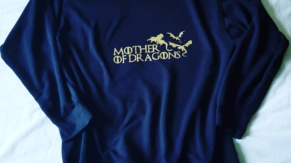 Mother of Dragons jumper