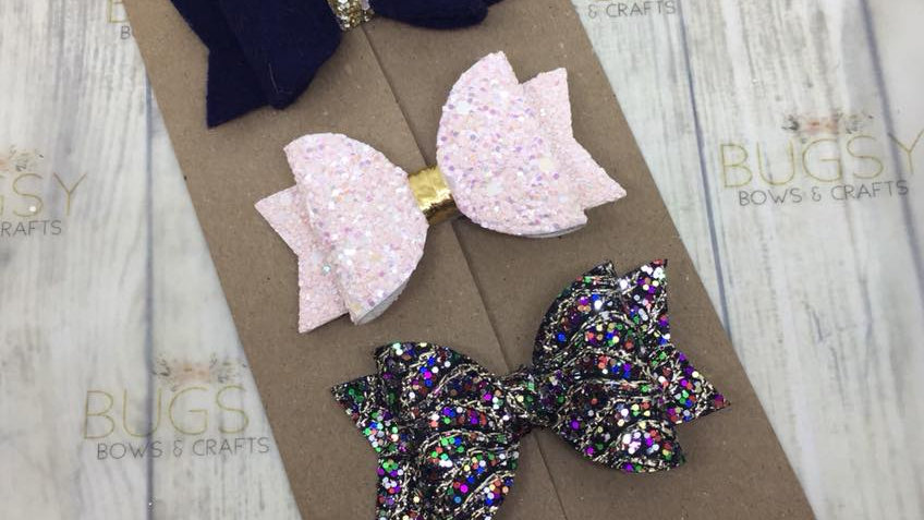 Small dolly bow set