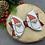 Thumbnail: Santa Claus Christmas bow