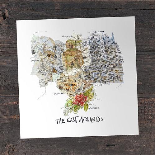 East Midland Maps