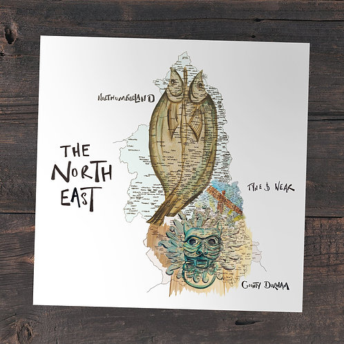 North East Maps