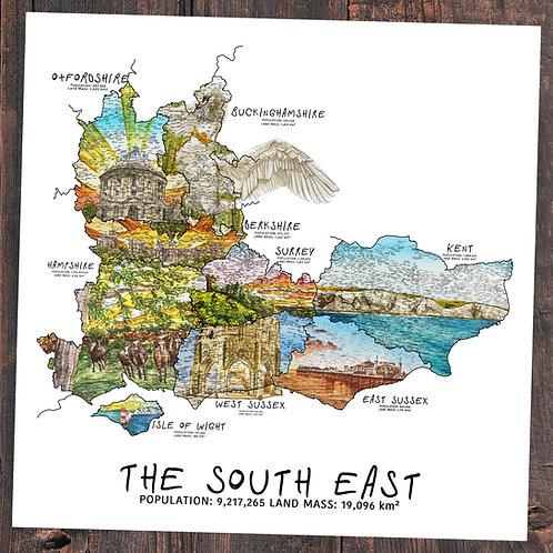 South East Maps