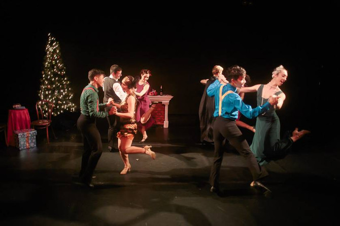 Review Nutcracker Festival 2015