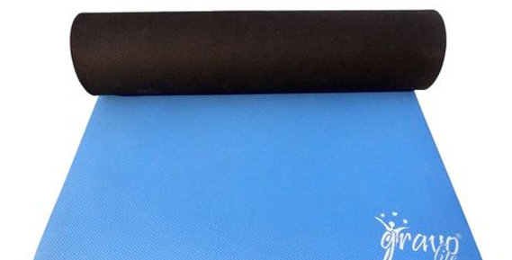 GRAVOLITE PREMIUM QUALITY DUAL LAYER  YOGA MAT FOR GYM / WORKOUT