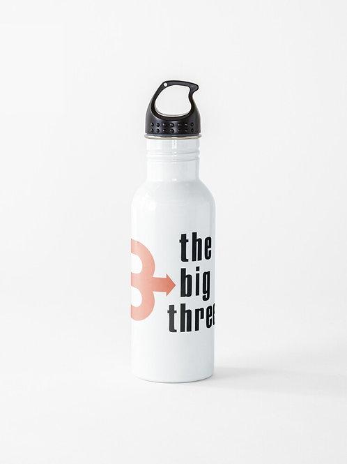 Big Three Water Bottle