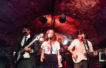 The Big Three - The Cavern, Liverpool - Featuring Kara Lily Hayworth