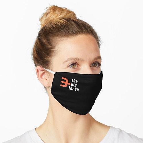 Big Three Face Mask