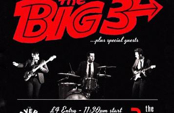 The Big Three - Cavern Poster