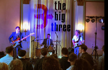 The Big Three - International Beatles Week, Liverpool