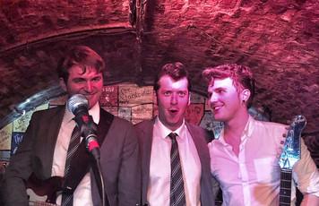 The Big Three - The Cavern, Liverpool