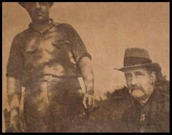 Father & Son Joel P. Wood & Melvin E. Wood.