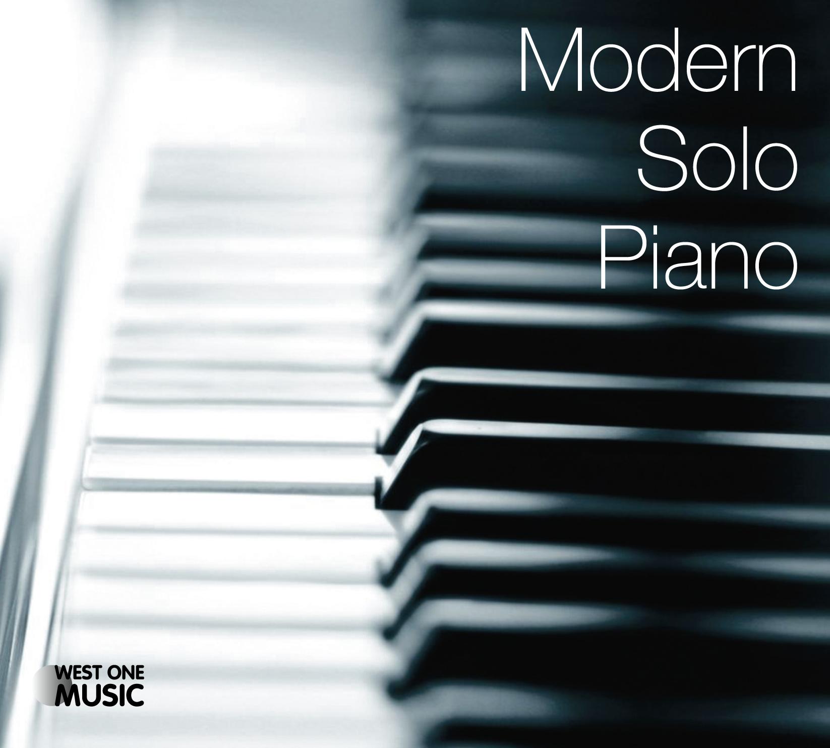 Modern Solo Piano
