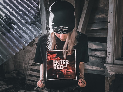 CLASSIC ENTER RED  T-SHIRT