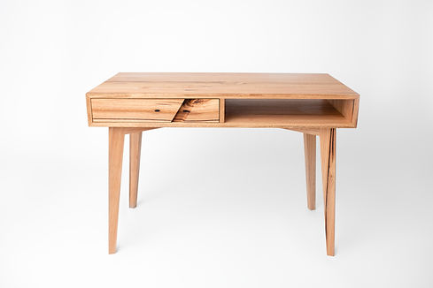 Wormy Chestnut Desk