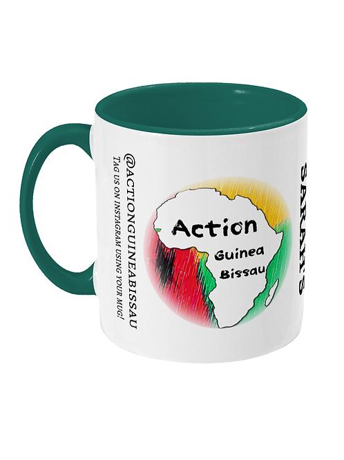 Personalised AGB Mug