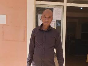 Scholarship: Bacar Djau