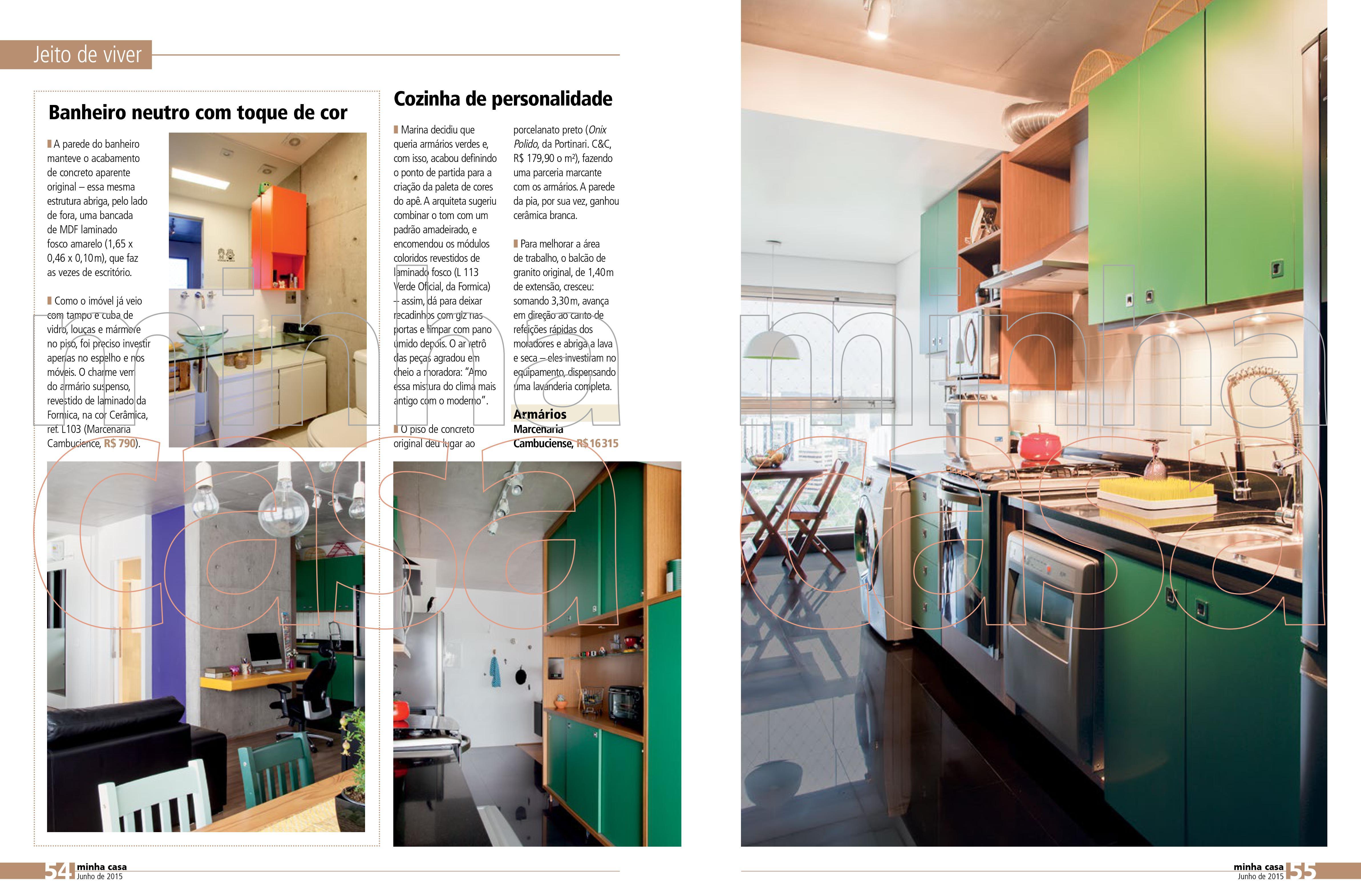 Revista Minha Casa Ed. 62