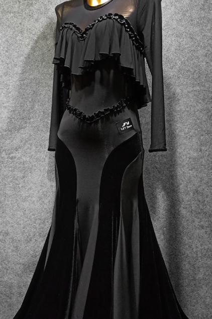 Standard Dress 标准舞连衣裙