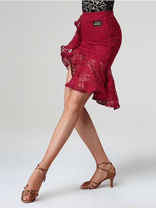 Latin Lace Skirt 拉丁蕾丝短裙