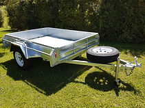 8x5 box trailer for sale tasmania Devonport