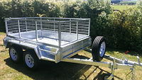 tandem trailer for sale tasmania