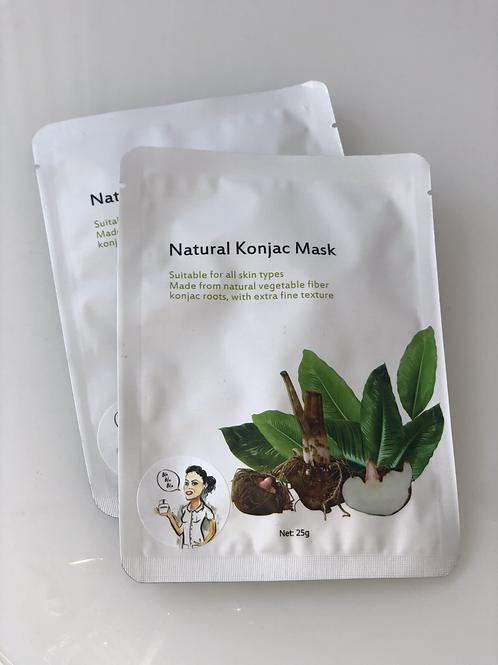 Natural Konjac Mask