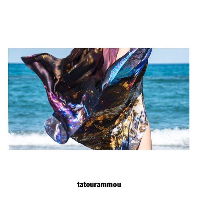 H E A L I N G _ Conscious Luxury Movement 200x140cm Silk Shawl 💫_._._._._