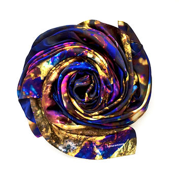 tatourammou | Silk Shawls & Scarves | S P I R I T U A L I T Y