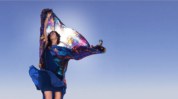 tatourammou, silk, shawl, meditation, tatourammou silk shawl