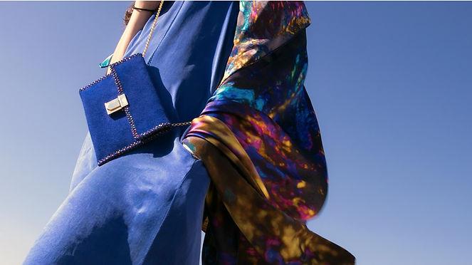 tatourammou, C H A L C O P Y R I T E R E S O R T Collection, silk, shawl, meditation, tatourammou silk shawl