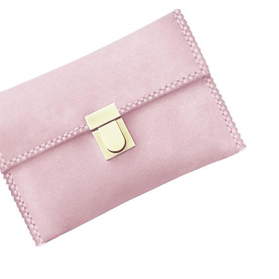 tatourammou |  Primrose pink Clutch bag