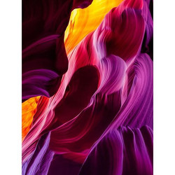 T h e W a l l _  Antelope Canyon, Arizona photographed by _greg_boratyn • A true inspiration for our